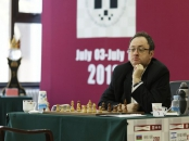 "��������. Boris Gelfand: ""A person should try to achieve maximum success in his business"""